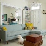 Crypton Sofa for Eclectic Living Room