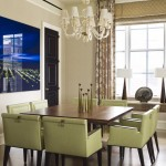 Foldable Dining Table for Contemporary Dining Room