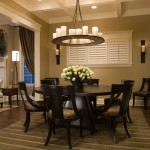 Foldable Dining Table for Traditional Dining Room
