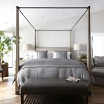 Four Poster Beds for Traditional Bedroom