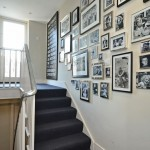 Hallway Decorating Ideas for Transitional Staircase