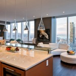 Kovacs Lighting for Contemporary Kitchen