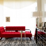 Modern Chaise Longue for Contemporary Bedroom
