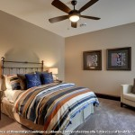 Monte Carlo Ceiling Fans for Traditional Bedroom