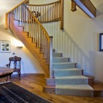 Pear Stairs for Contemporary Staircase