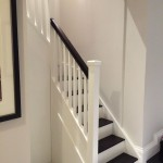 Pear Stairs for Midcentury Staircase