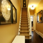 Pear Stairs for Traditional Staircase