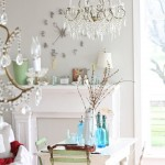 Pearl Mantels for Shabby Chic Style Dining Room
