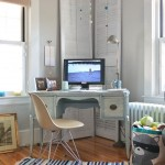 Shabby Chic Desk for Shabby Chic Style Home Office & Library