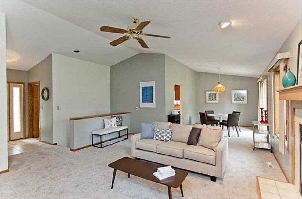 Skogman Realty for Transitional Family & Games Room
