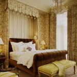 Sleigh Beds for Traditional Bedroom
