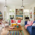 Indoor Outdoor Rugs with Beach Style Family Room and Farmhouse