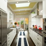 Indoor Outdoor Rugs with Transitional Kitchen and Cup Drawer Pulls