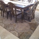 shag rugs ikea with traditional dining room and designer wool rug