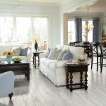 Area Rugs 8x10 with Beach Style Living Room and  Residential Floors  Carpet and Flooring  Blue Accents  Wood Look Tile Flooring     Light Hardwood Floors