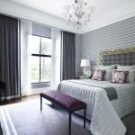 Big Lots Rugs with Contemporary Bedroom and  Greg Natale Designer Rugs  Gilt Frame  Painting Rail  Night Stands  Astor Apartment Sydney