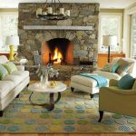 Claire Murray Rugs with Beach Style Living Room and  Sofa  Dots  Oly  Blue Green Rug  Lime Lamp