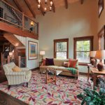 Company C Rugs with Farmhouse Living Room and  Colorful Living Room  Company C  Modern Farmhouse