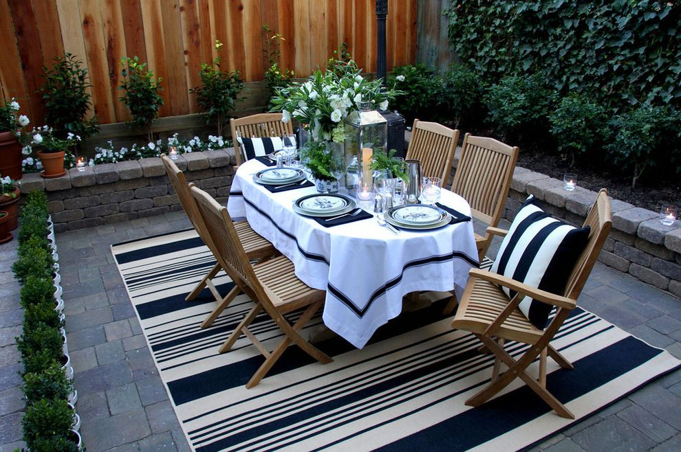 Home Depot Outdoor Rugs with Traditional Patio and Outdoor Dining ...