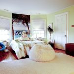 Jelly Bean Rugs with Contemporary Kids and  Bean Bag  French Windows  Desk  Tropical  Swivel Chair