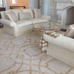 Living Room Rugs with Contemporary Living Room and  Living Room Furniture  Living Space  Patterned Rugs  Accent Rug  Living Room Accessory