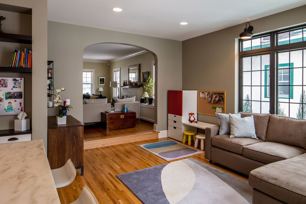 Modern Area Rugs With Industrial Living Room And Area Rugs Recessed Lighting