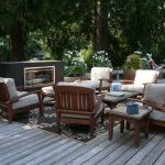Outdoor Rugs Lowes with Modern Deck and  Wood Furniture     Bench  Chair  Garden Furniture  Fireplace