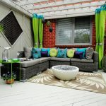 Outdoor Rugs Target with Contemporary Patio and  Teal  Outdoor Rug  Pergola  Blue Throw Pillow  Bird Cage