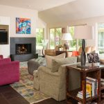 Rug Doctor Parts with Transitional Family Room and  Recessed Lighting  Large Print Area Rug  Transitional Family Room Ideas  Family Room Ideas  Transitional Family Room Designs