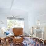 Rugs for Nursery with Contemporary Nursery and  Rocking Chair  Animal Photography  California Style  Eclectic  Giant Art