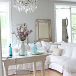 Shabby Chic Rugs with Shabby Chic Style Living Room and  Chandelier  Violin  Bottles  Shabby Chic  Grandfather Clock