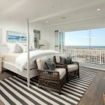 Square Area Rugs with Beach Style Bedroom and  Costal Home  Coastal Cottage  Sophisticated Coastal  Ocean Views  Beachfront House