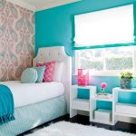 Target Area Rugs with Transitional Kids and  Cheerful  Shade  Bedskirt  Paisley Wallpaper  Daughter